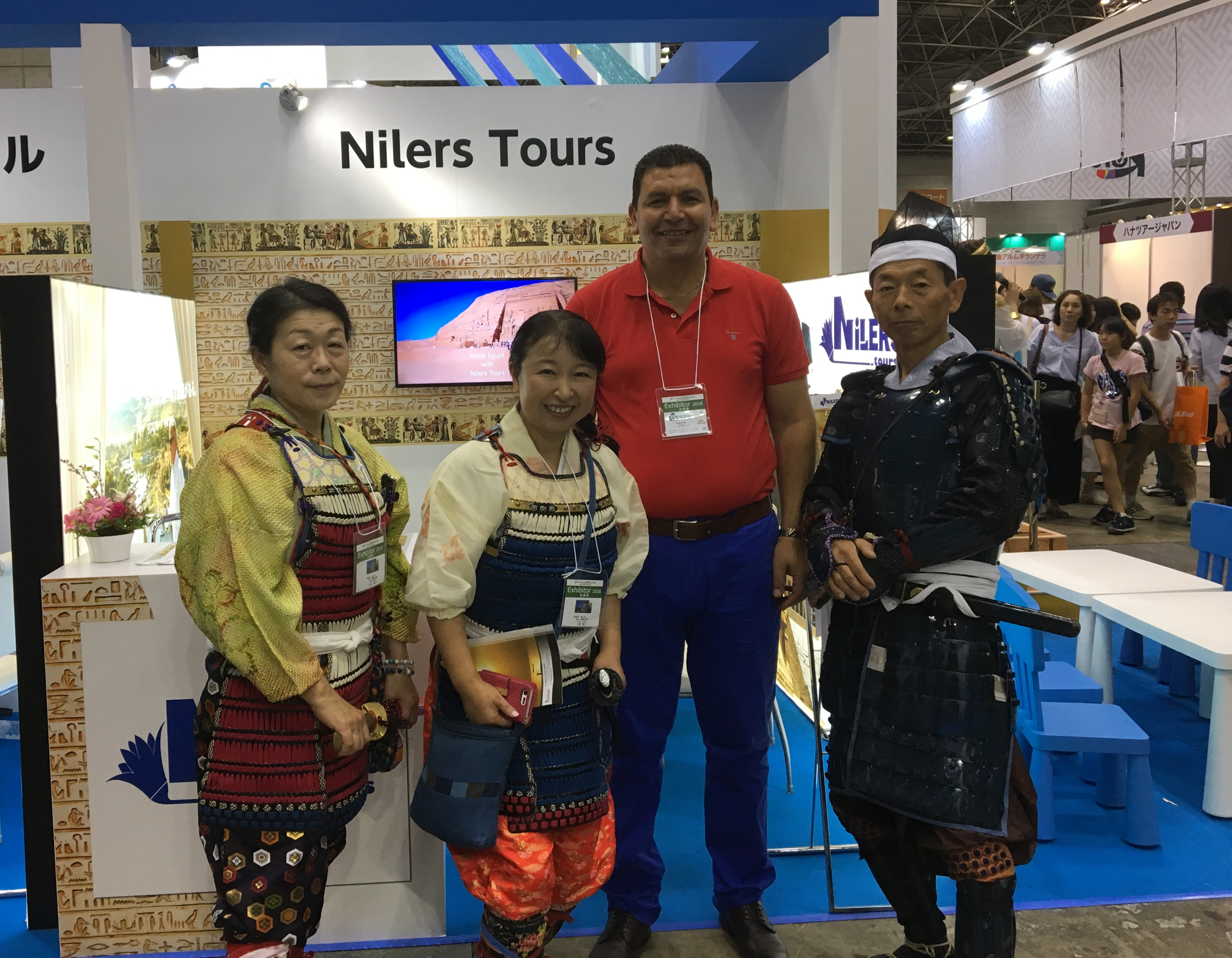 Travel Trade Shows in Japan